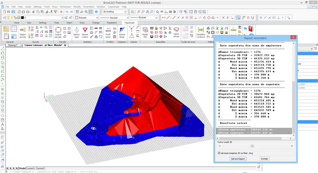 Modele teren 3D