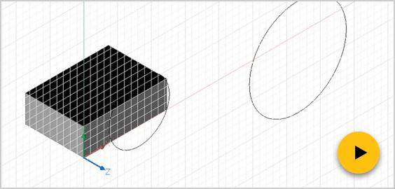 UCS dinamic pentru entități 2D