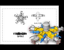 Blocuri Parametrice 2D (in curand)