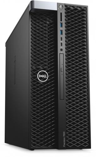 Workstation DELL Precision T7820, 2 x Intel 16-Core Xeon Gold 6143 2.80GHz, 96GB DDR4 ECC, 2TB SSD, nVidia GeForce RTX 3060 Ti