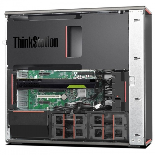 Workstation LENOVO ThinkStation P510, Intel QUAD Core Xeon E5-1620 v4 3.50 GHz