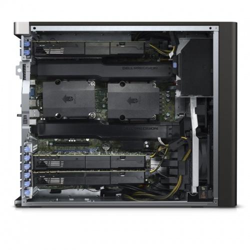 Workstation DELL Precision T7910, 2 x Intel 18-Core Xeon E5-2699 v3 2.30GHz, 128GB DDR4 ECC