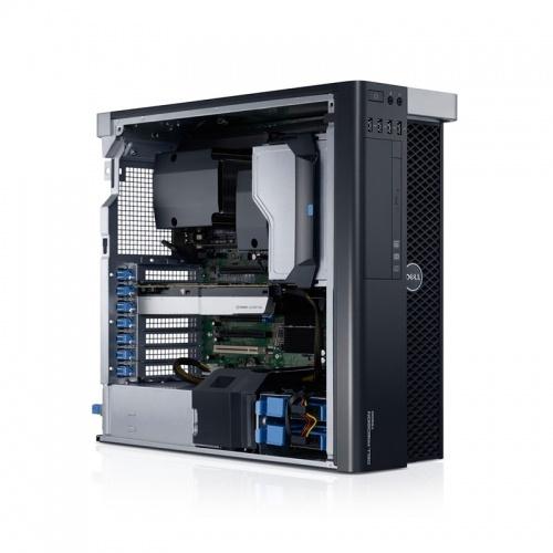 Workstation DELL Precision T5600, Intel OCTA Core Xeon E5-2670 2.60GHz
