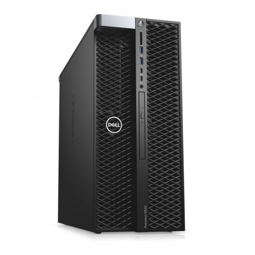 Workstation DELL Precision T5820, Intel HEXA Core Xeon W-2135 3.70 GHz