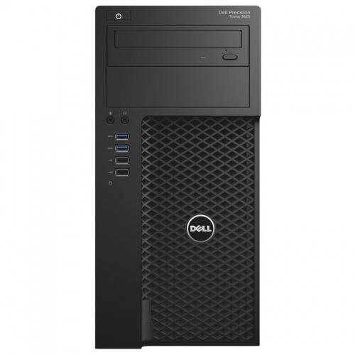 Workstation DELL Precision T3620, Intel Core i7-7700K 4.20 GHz, 32GB DDR4, 1TB SSD