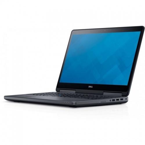 """DELL Precision 7710 17.3"""" FHD, Intel Core i7-6820HQ 2.70 GHz 32GB"""