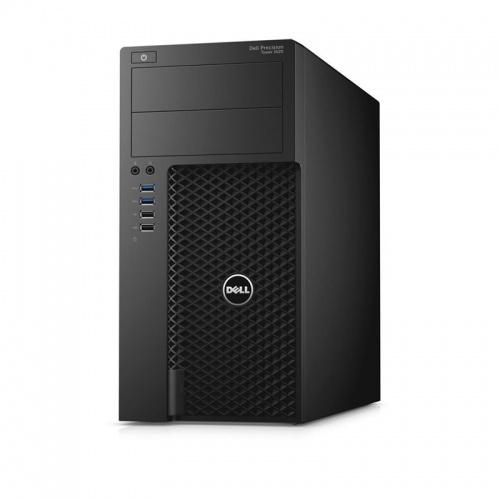Workstation DELL Precision T3620, Intel Core i7-6700 3.40 GHz, 32GB DDR4, 512GB SSD