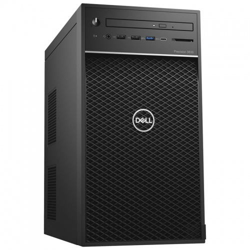 Workstation DELL Precision T3630, Intel Core i7-9700 3.0 GHz 32 GB