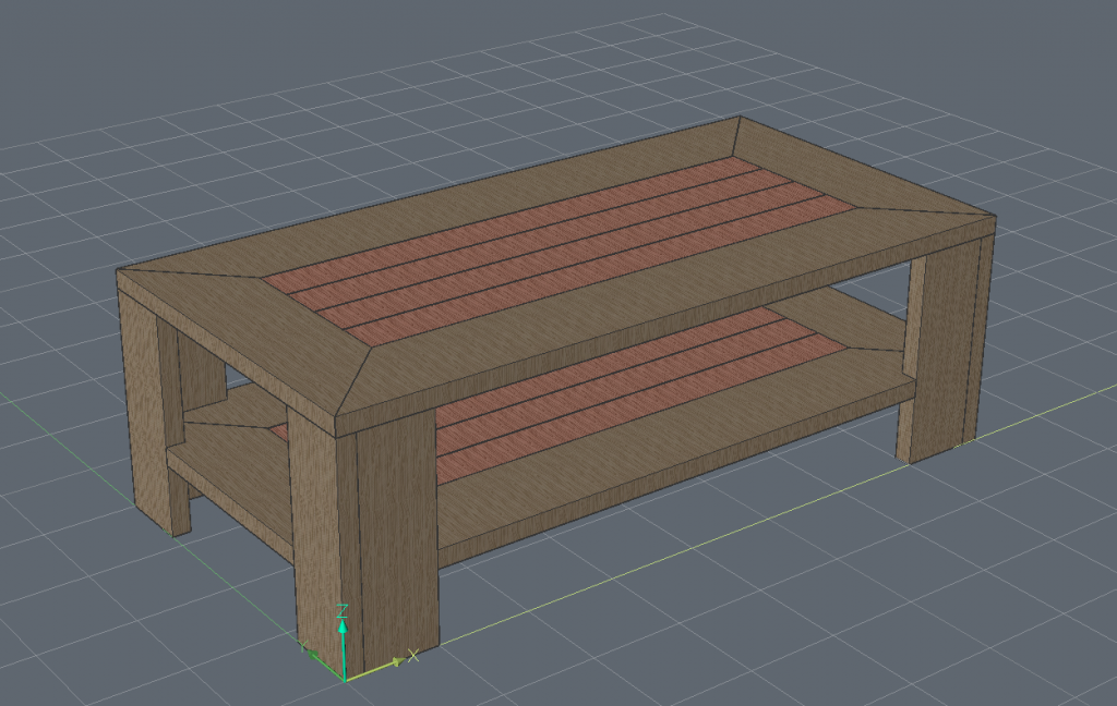 adaugare materiale unui model 3D bricscad topocom.png