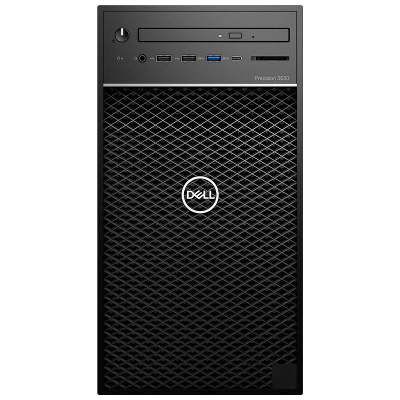 Workstation DELL Precision T3630, Intel Core i7-9700 3.0 GHz 32 GB