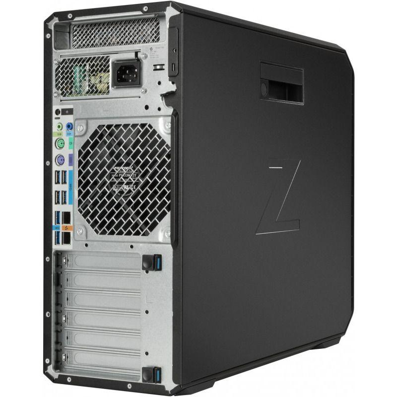 Workstation HP Z4 G4 Intel Core i7-7800X 3.50Ghz, 32GB DDR4, 256GB SSD + 1TB HDD