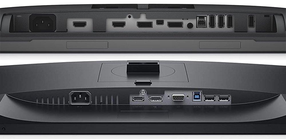tipurile de porturi la monitoarele Dell U si P TOPOCOM.jpg