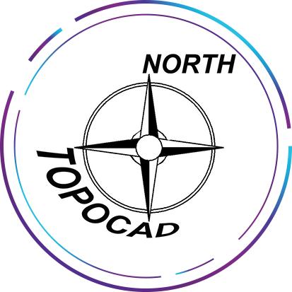 NORTH TOPOCAD