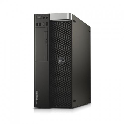 Workstation DELL Precision T5810, Intel HEXA Core Xeon E5-1650 v4 3.60 GHz