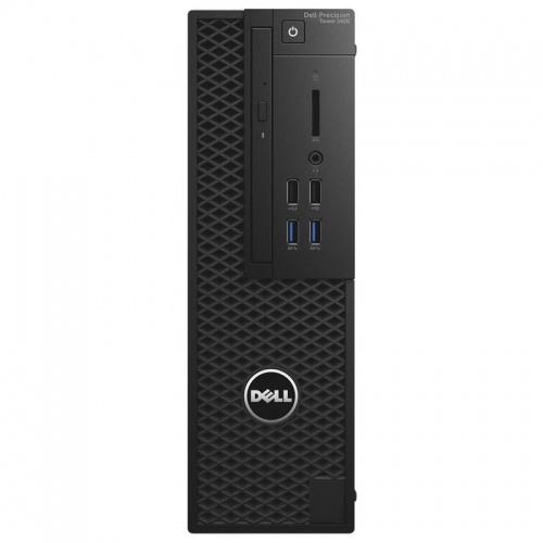 Workstation DELL Precision T3420 SFF, Intel Xeon QUAD Core E3-1270 V5 3.60 GHz