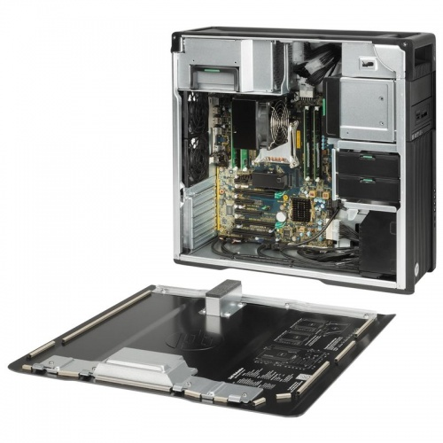 Workstation HP Z640, 2 x Intel HEXA Core Xeon E5-2620 v3 2.40Ghz