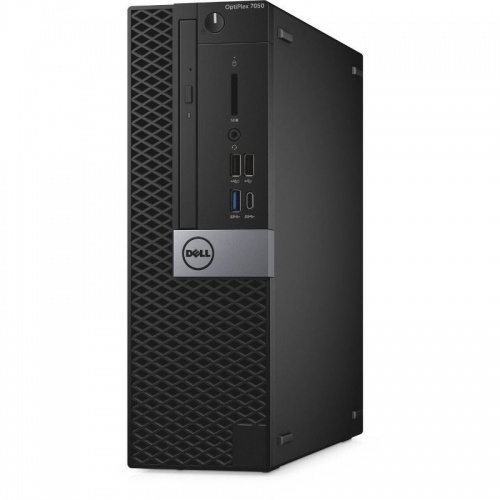 DELL OptiPlex 7050 SFF, Intel Core i7-6700 3.40 GHz, 16GB DDR4, 512GB SSD