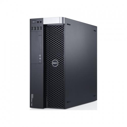 Workstation DELL Precision T5600, 2 x Intel OCTA Core Xeon E5-2670 2.60GHz, 128GB DDR3