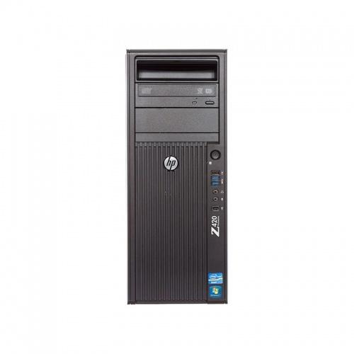 HP Z420 Workstation Intel OCTA Core Xeon E5-2670 2.60Ghz, 32GB DDR3 ECC