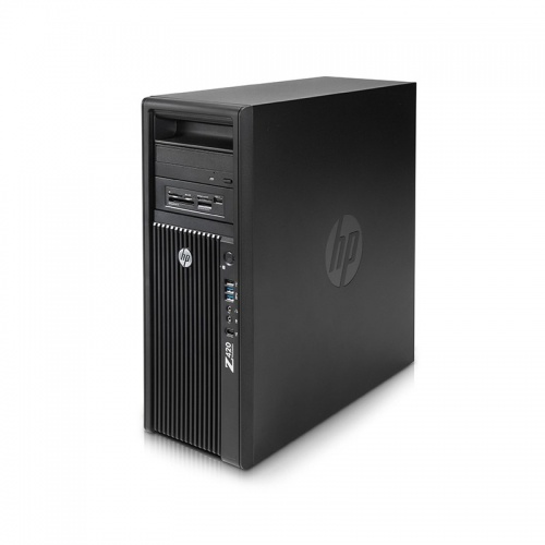 HP Z420 Workstation Intel HEXA Core Xeon E5-1650 3.20Ghz, 16GB DDR3 ECC, 250GB SSD