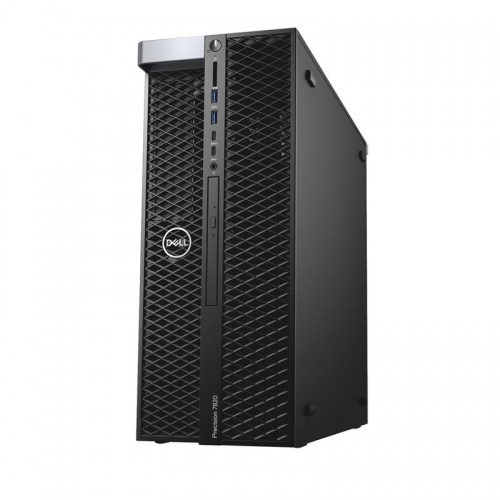 Workstation DELL Precision T7820, 2 x Intel 16-Core Xeon Gold 6130 2.10GHz, 128GB DDR4 ECC