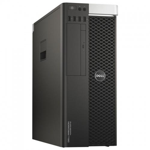 Workstation DELL Precision T5810, Intel HEXA Core Xeon E5-1650 v3 3.50 GHz