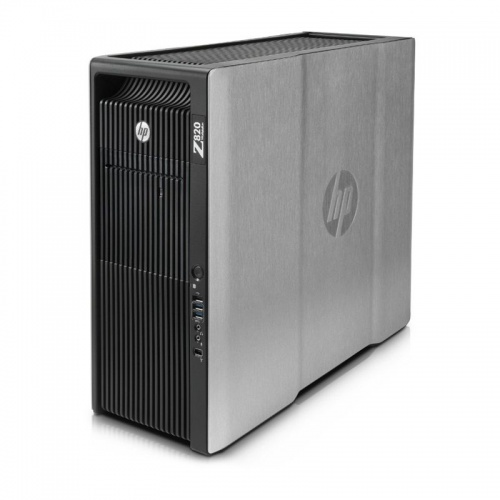 HP Z820 Workstation, 2 x Intel OCTA Core Xeon E5-2667 v2 3.30 GHz
