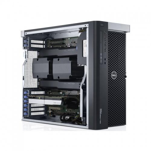 DELL Precision T7600 Workstation, 2 x Intel OCTA Core Xeon E5-2687W 3.10 GHz