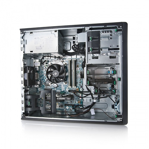 Workstation HP Z240, Intel Xeon QUAD Core E3-1245 V5 3.50 GHz